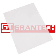 Tapa mica (Matte/Opaco) tamaño carta – 100 unidades