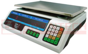 Balanza digital de 30Kg a 40 kg