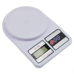 Balanza 10 Kg. / 1 gr. digital de Cocina SF-400