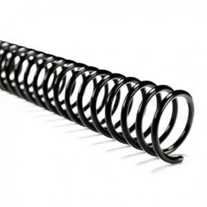 Espiral 45mm para 400 hojas (10 unidades)