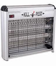 Matamoscas eléctrico 20 Watts