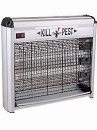 Matamoscas eléctrico 40 Watts