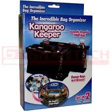 Organizador de Cartera Kangarro Keeper