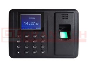 Reloj Control de Personal de Asistencia Biometrico