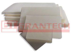 Láminas GTC Carta para termolaminar - 75 Mic. (100 unidades).