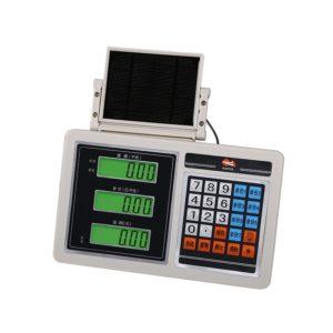 Indicador Visor de Solo Peso Solar T-607 Solar